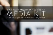 Business | Media Kit / How to create a media kit for your website.