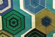 Craft | Fabric, Patchwork & Quilting - Quilts, Polygons