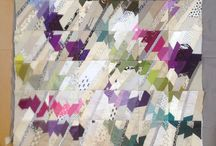 Craft | Fabric, Patchwork & Quilting - Quilts, Irregular & Abstract