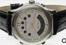 Classic Collection / These multi alarm watches have virtually endless application possibilities