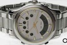 Vibrating wrist watches / For more details visit http://www.almedatime.com/