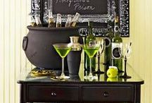 Halloween Party / Ideas for decorating celebrating and hosting a spooky fun Halloween party!