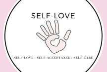 Self Love & Care Tips / self love, self care, inspiration, love yourself, be kind to yourself, show yourself some love, encouragement, motivation, loving words, quotes.