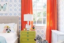 kid rooms / by Elizabeth Bryant / lizzy writes