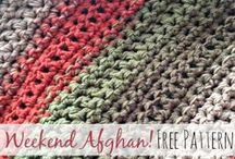 """CRAFTS - Crochet and Knitting / Someday I'll do yarn crafts all day.........I've tried to find the original sources and have tried to avoid some of the """"free crochet pattern"""" sites that are spammy. Let me know if you find a broken or spammy pin and I'll remove it. Thanks! :) / by Baby to Boomer Lifestyle"""