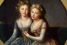 Russian court dresses 1780- 90's