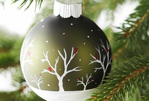 Christmas Ornaments / by Deirdre Desrosiers