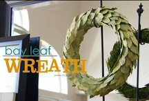 Wreaths / Beautiful, inspiring wreaths for any and all occasions
