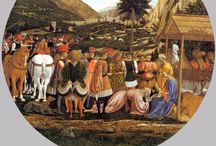 Art: Quattrocento Florentine Magi Paintings