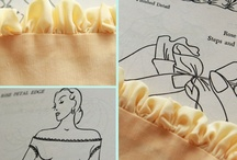 Sewing Lessons / by Anjane' Hiatt