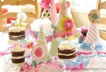 Birthday Celebrations / by Anjane' Hiatt