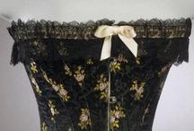 1890's corset
