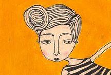 Art, Books & Illustrations / by Georgie G