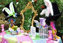 Alice in Wonderland Birthday / by Kelly Elder