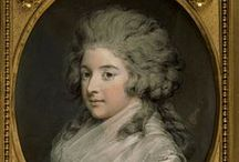 1780's hairstyle