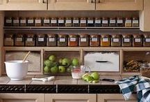 HOME | Kitchen / by Kaitlyn Jackson