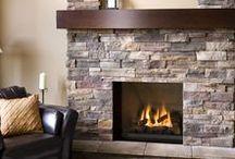 Fireplace Ideas / by Karlee Markley
