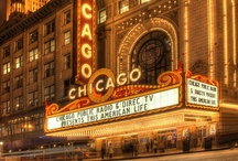 All Things Chicago  / by Kathleen