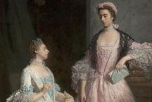 1760's women