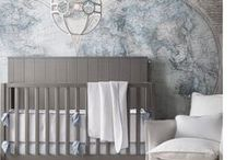Little Ones Rooms / Nursery and toddler bedrooms to covet.