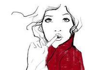 Fashion illustration  / by Georgie G