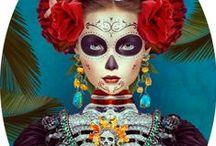 Sugar Skulls / by Angela George