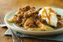 Cobblers, Crisps, & Pies