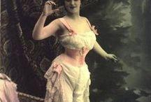 1900's lingerie