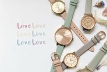 Olivia Burton / A collection of all things Olivia Burton...  #OliviaBurton #OliviaBurtonWatches #STYLEMYOB