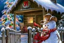 Christmas / by Cynthia Whaley