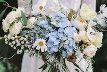 Flowers and other lovely things... / Ideas for wedding flowers... / by Georgie G