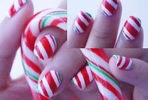Christmas Manicure Ideas / From snowflakes to snowmen, Pinterest has it all!
