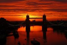 Tower Bridge and Shad Thames / Tower Bridge, Anchor Brewhouse, Shad Thames, Butlers Wharf
