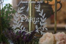 je rêve de Paris / by Sydney Brause