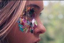 Festival makeup / by Georgie G
