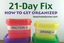 21 day fix / by Miranda Campbell