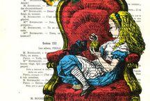 Alice in Wonderland / Everything Alice