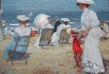 1900 beach wear