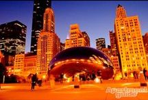 """Chicago City Guide / Known as the """"Windy City"""", Chicago has a lot to offer potential inhabitants. Get to know Chicago like a local!  / by Apartment Guide"""