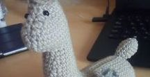 Amigurumi / crochet, amigurumi, own patterns, and amazing designs by others