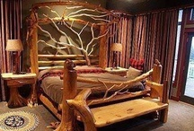 My Rocky Mountain Cabin Style / Furnishings and decor for my Summer dream home! / by Connie Cross Cooper
