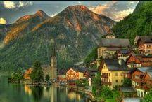 Austria (Across the World and Back Again) / by ʚϊɞ Brenan ʚϊɞ