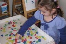 Preschool ideas / by Kim Lindemann