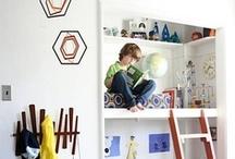 Kids bedroom / Kids bedrooms, inspiration for shared rooms too!