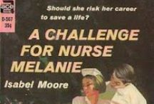 Vintage Nurse Romance Novels / by Charmaine Stack