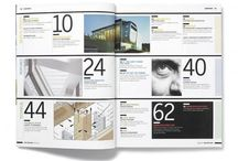 Design: Print Layouts / Layout design for print material