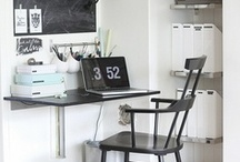 Office space / Inspiration, ideas and tricks for a great home office