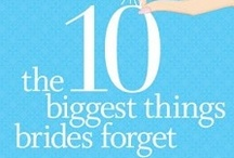 Wedding Planning Tips / Our favorite blog posts that seem to give just the right advice.