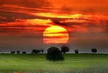 Lugares & Paisagens / Este cantinho é destinado a paisagens e lugares maravilhosos, onde vemos o quão perfeita é a mão de Deus. Lugares e paisagens de tirar o fôlego! / by Carla Regina