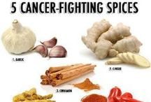 Cancer Fighters / Recipes, foods, exercise, latest technology, or anything else related to the fight against cancer!